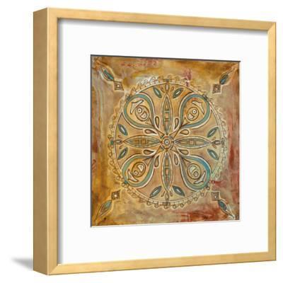 Sun Dance 2-Pam Varacek-Framed Art Print