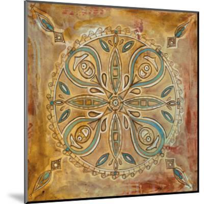 Sun Dance 2-Pam Varacek-Mounted Art Print