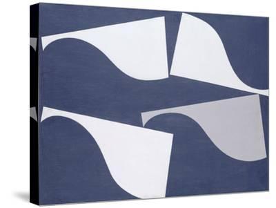 Fluttering Forms, 1935-Sophie Taeuber-Arp-Stretched Canvas Print