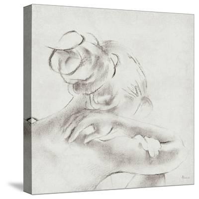 Harmony I-Deborah Pearce-Stretched Canvas Print