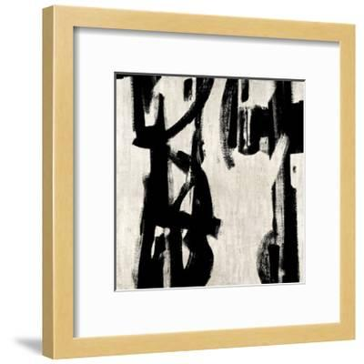 Here and Now II-Max Hansen-Framed Giclee Print