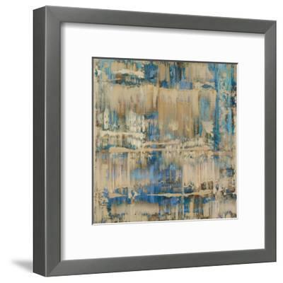 In Depth-Justin Turner-Framed Giclee Print