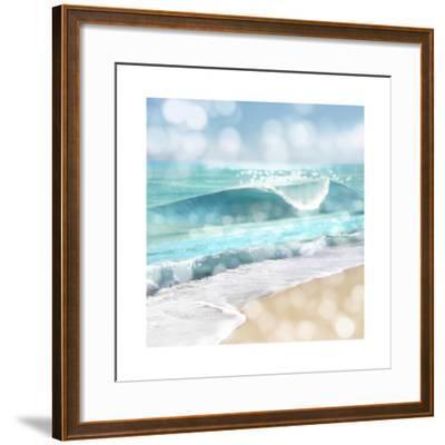 Ocean Reflections I-Kate Carrigan-Framed Giclee Print