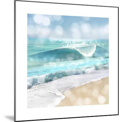 Ocean Reflections I-Kate Carrigan-Mounted Giclee Print