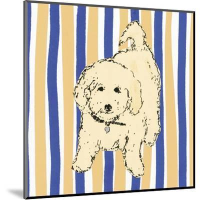 Boho Dogs VII-Clare Ormerod-Mounted Art Print