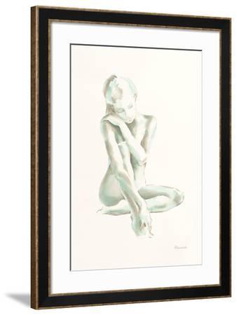 Delphine II-Deborah Pearce-Framed Giclee Print