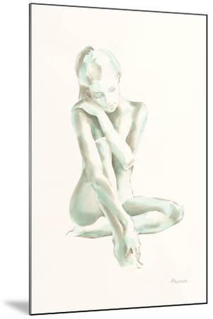 Delphine II-Deborah Pearce-Mounted Giclee Print