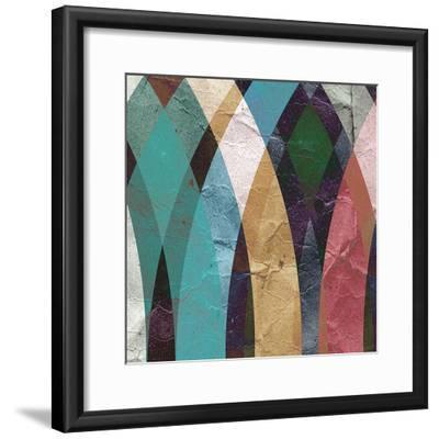 Geometric Design 3--Framed Art Print