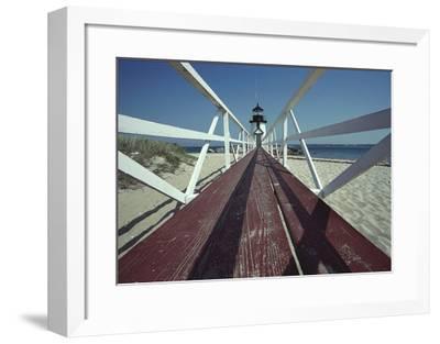 Light House--Framed Art Print