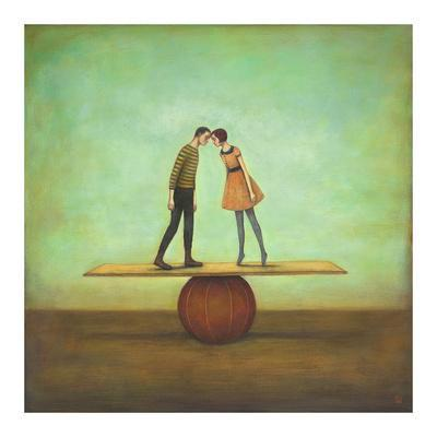Finding Equilibrium-Duy Huynh-Art Print