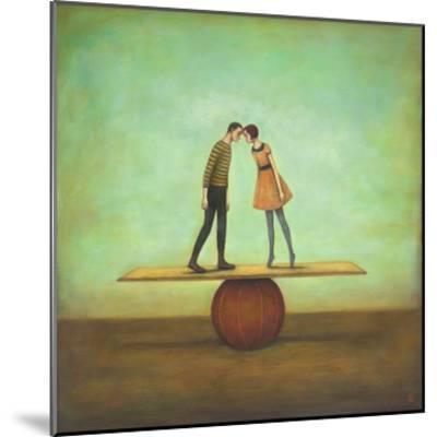 Finding Equilibrium-Duy Huynh-Mounted Art Print