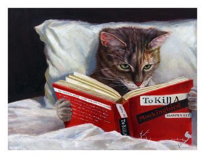 Late Night Thriller-Lucia Heffernan-Art Print