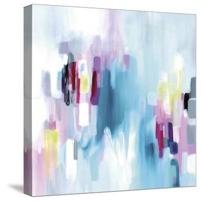 Pictures in My Head-Carolynne Coulson-Stretched Canvas Print