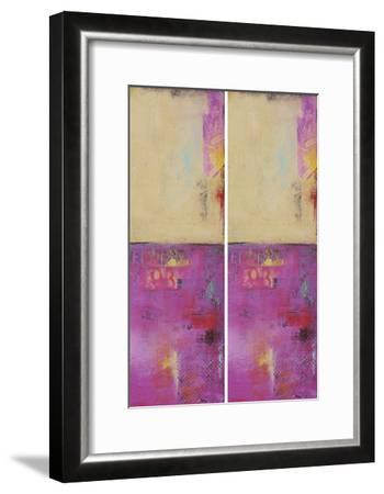 2-Up Urban Poetry II-Erin Ashley-Framed Art Print