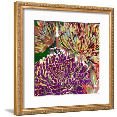 Spring Mix III-James Burghardt-Framed Art Print