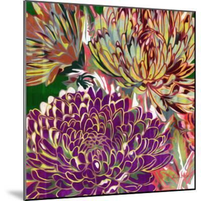 Spring Mix III-James Burghardt-Mounted Art Print