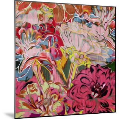 Spring Mix IV-James Burghardt-Mounted Art Print