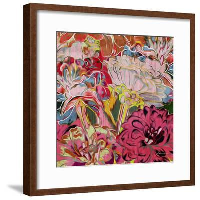 Spring Mix IV-James Burghardt-Framed Art Print