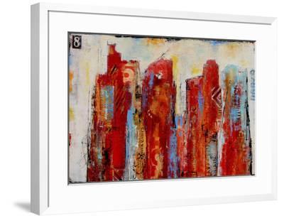 District 8-Erin Ashley-Framed Giclee Print