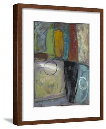 Cool Jazz I-Julie Joy-Framed Art Print