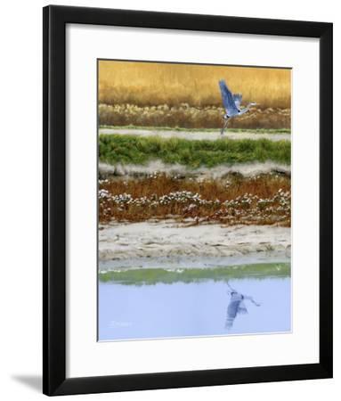 Blackwater Tapestry II-Fred Szatkowski-Framed Giclee Print