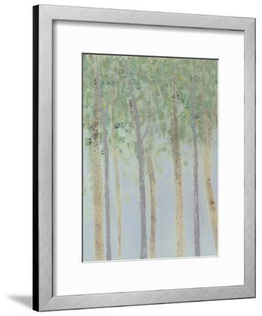 Hazy Woodlands I-Grace Popp-Framed Art Print