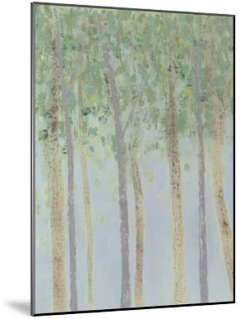 Hazy Woodlands I-Grace Popp-Mounted Art Print
