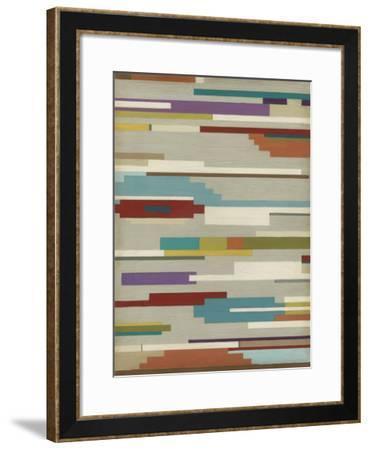 Southwest Signals II-June Erica Vess-Framed Giclee Print