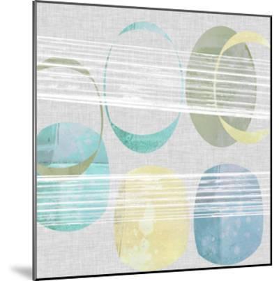Stone Pattern II-Jennifer Goldberger-Mounted Giclee Print