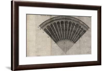 Tree Fan I-John Butler-Framed Giclee Print