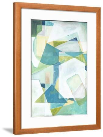 Overlay Abstract II-Megan Meagher-Framed Limited Edition