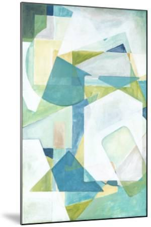 Overlay Abstract II-Megan Meagher-Mounted Limited Edition
