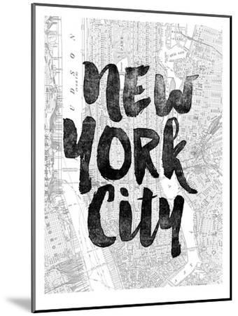 New York City-Brett Wilson-Mounted Art Print