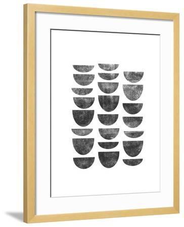 Scandinavian Geometry-Brett Wilson-Framed Art Print