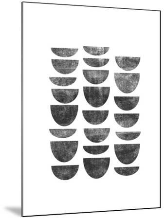 Scandinavian Geometry-Brett Wilson-Mounted Art Print