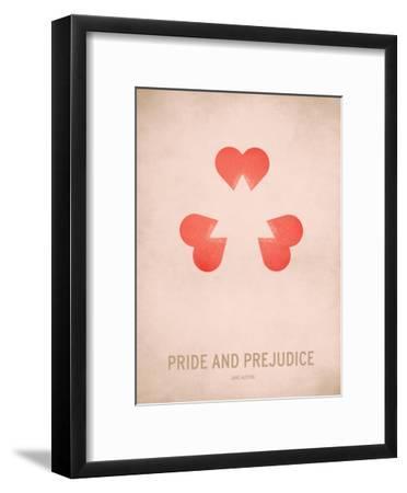 Pride and Prejudice-Christian Jackson-Framed Art Print