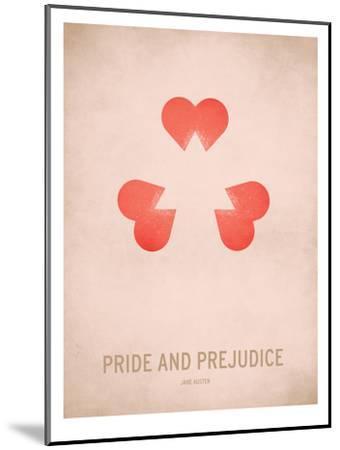 Pride and Prejudice-Christian Jackson-Mounted Art Print
