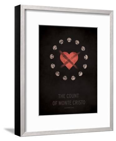 The Count of Monte Cristo-Christian Jackson-Framed Art Print