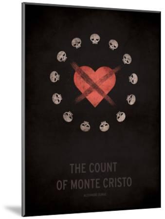 The Count of Monte Cristo-Christian Jackson-Mounted Art Print
