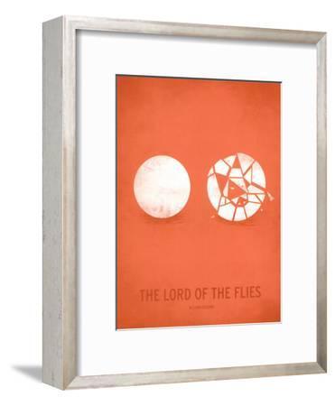 Lord of the Flies-Christian Jackson-Framed Art Print