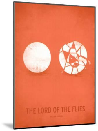 Lord of the Flies-Christian Jackson-Mounted Art Print