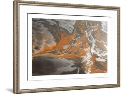 Amber Inlet-Peter Adams-Framed Collectable Print