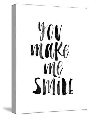 You Make Me Smile-Brett Wilson-Stretched Canvas Print