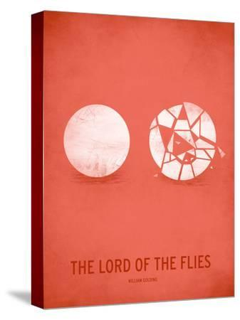 Lord of the Flies-Christian Jackson-Stretched Canvas Print