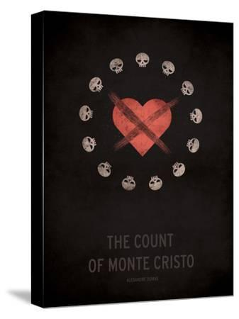 The Count of Monte Cristo-Christian Jackson-Stretched Canvas Print