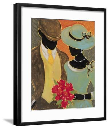 Celebrating Love I-Dupre-Framed Giclee Print