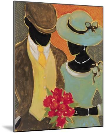 Celebrating Love I-Dupre-Mounted Giclee Print