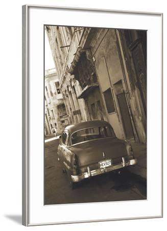 Havana III-Tony Koukos-Framed Giclee Print