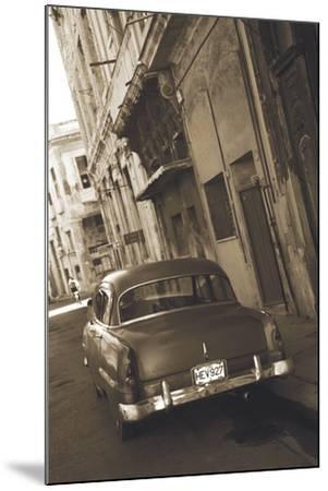 Havana III-Tony Koukos-Mounted Giclee Print