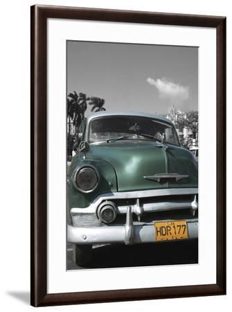 Havana XVI-Tony Koukos-Framed Giclee Print